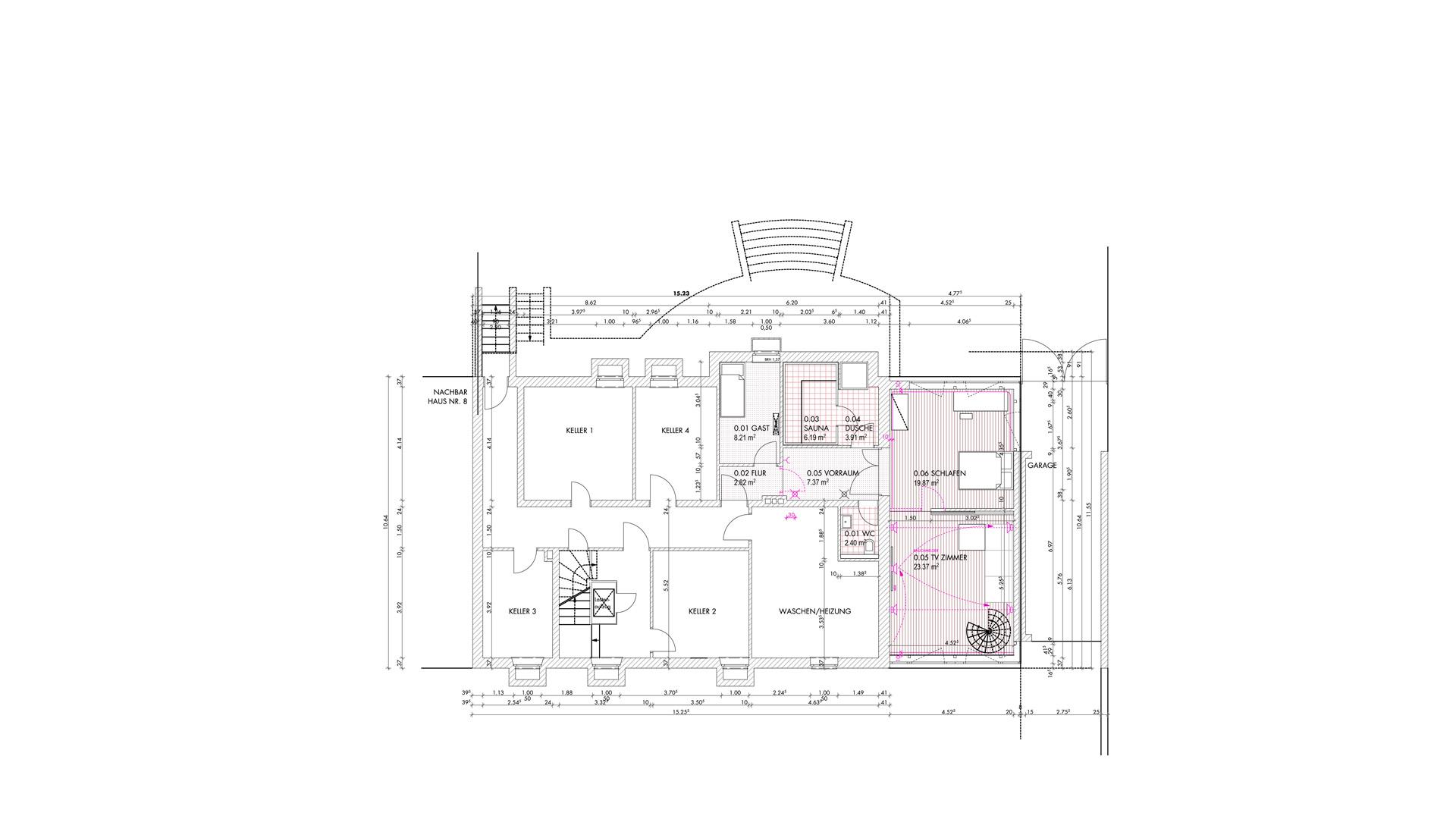 1. -1 floor